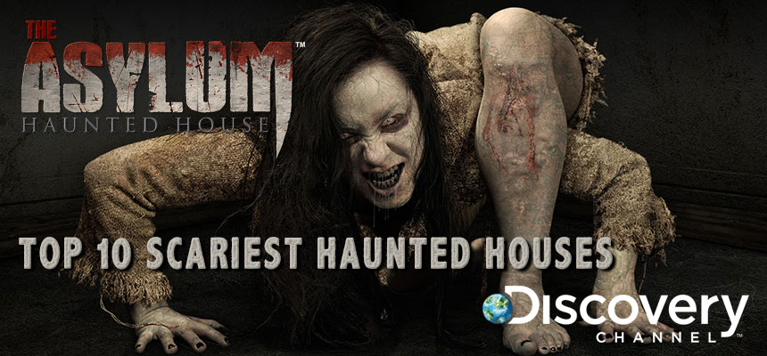 The Asylum Haunted House
